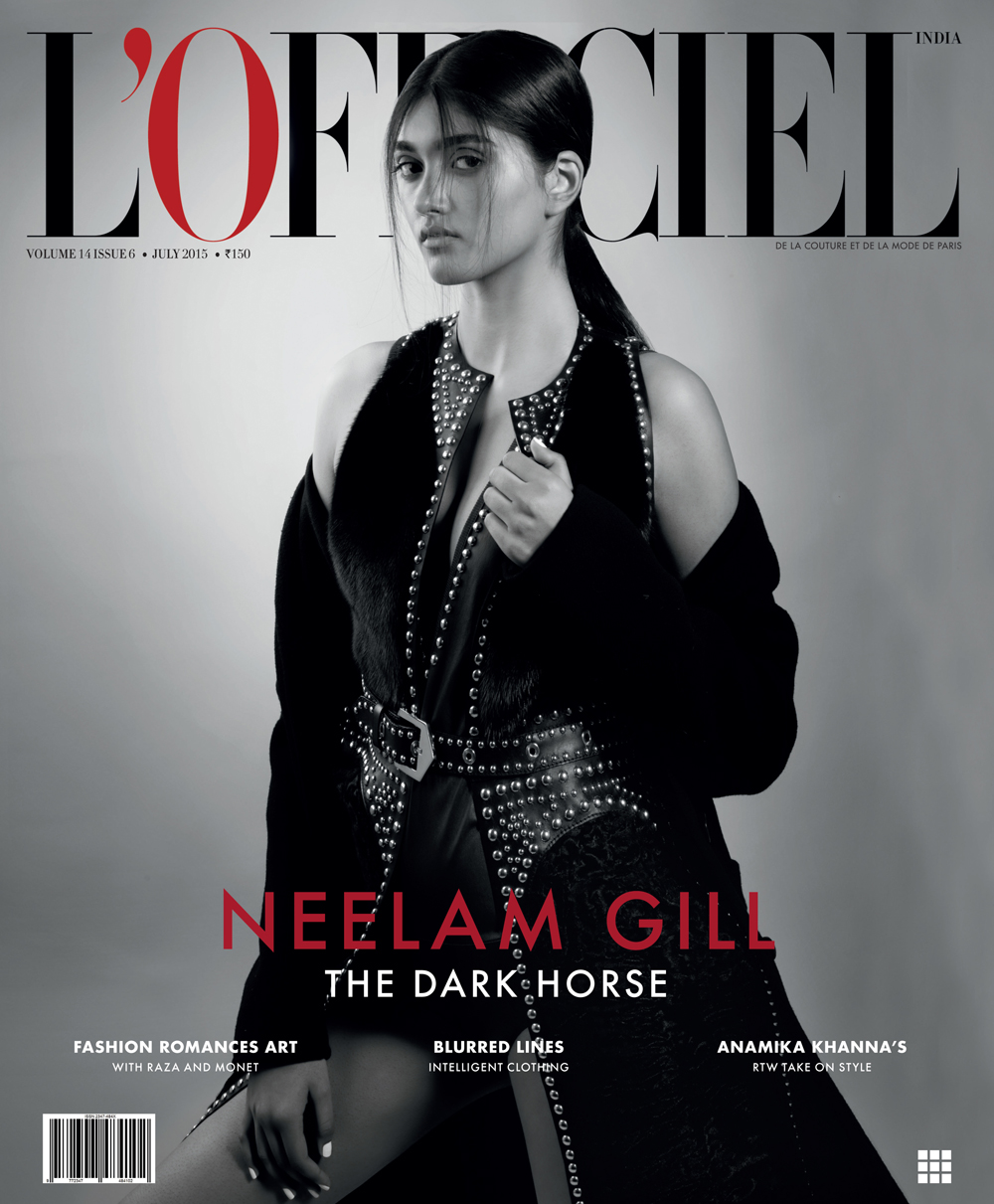 Neelam Gill by Onin Lorente for L'Officiel
