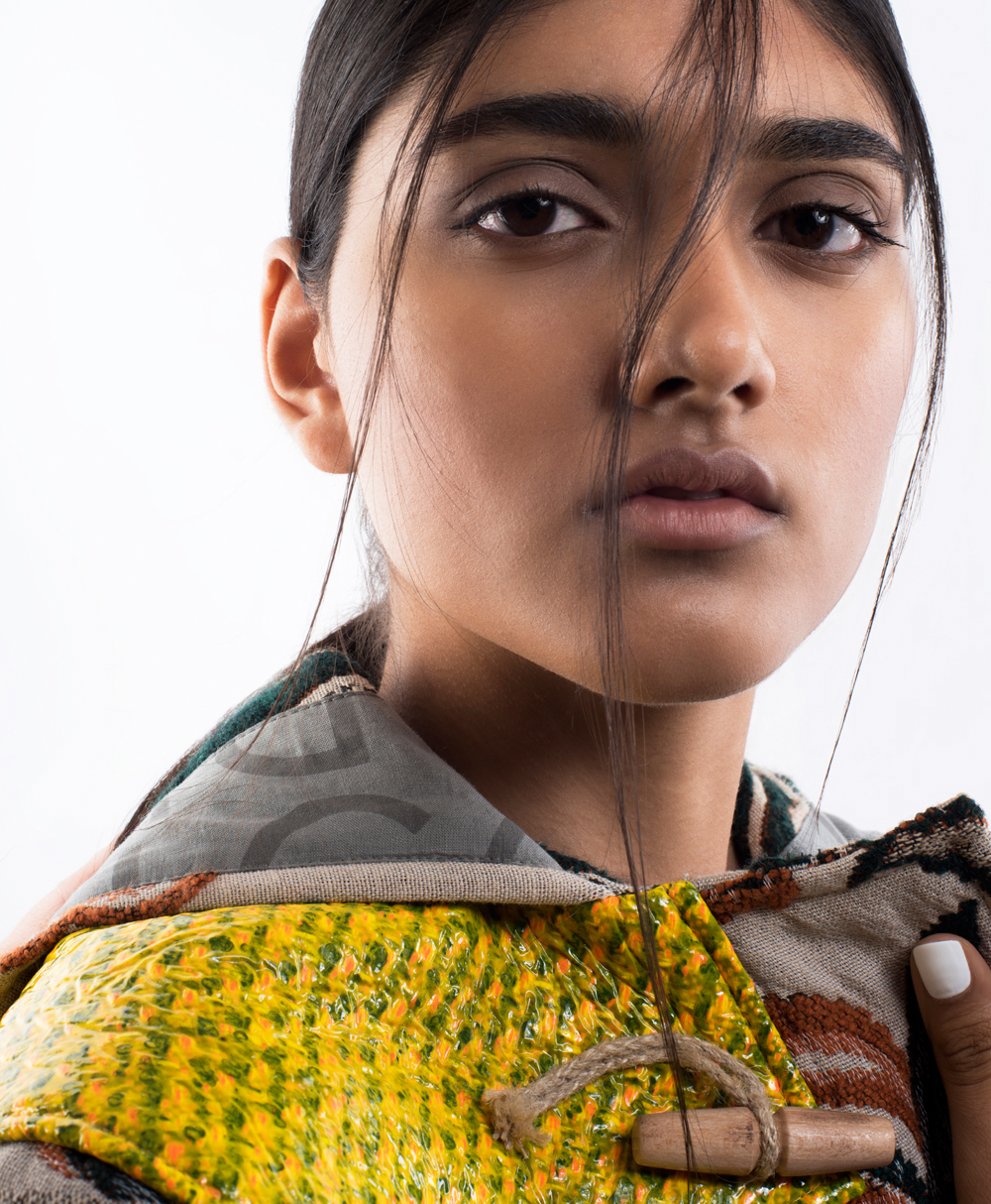 Neelam Gill by Onin Lorente for L'Officiel India
